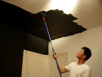 Radio Frequency Shielding Paint for Interior House Application-Ceiling And Walls