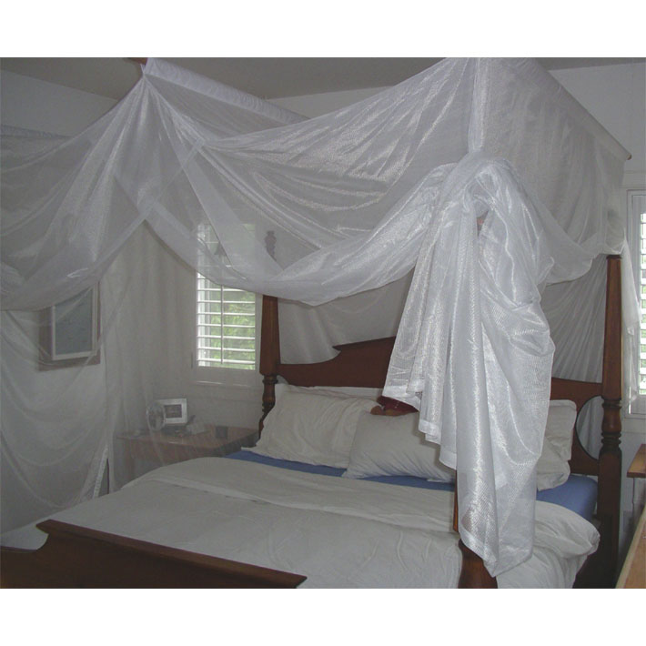 Radio Frequency bed canopy radio frequency fabric